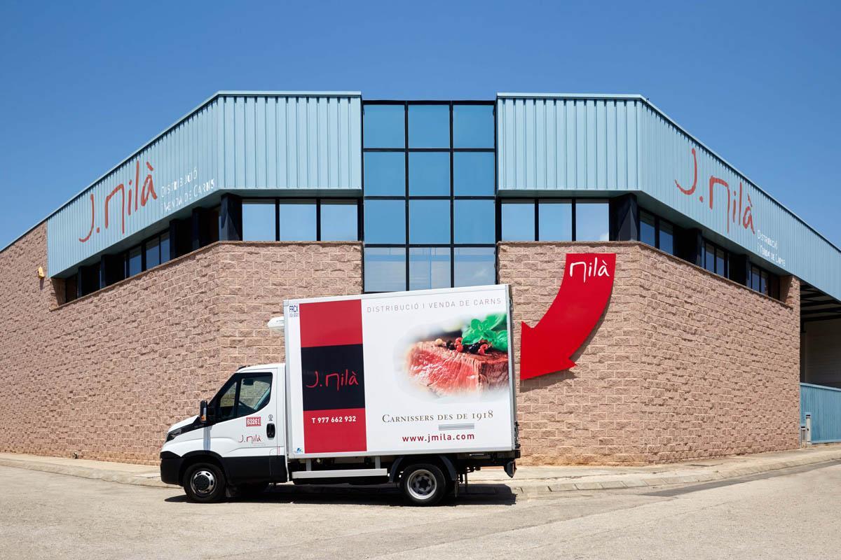 Carns milà distribució i venda de carns catalunya