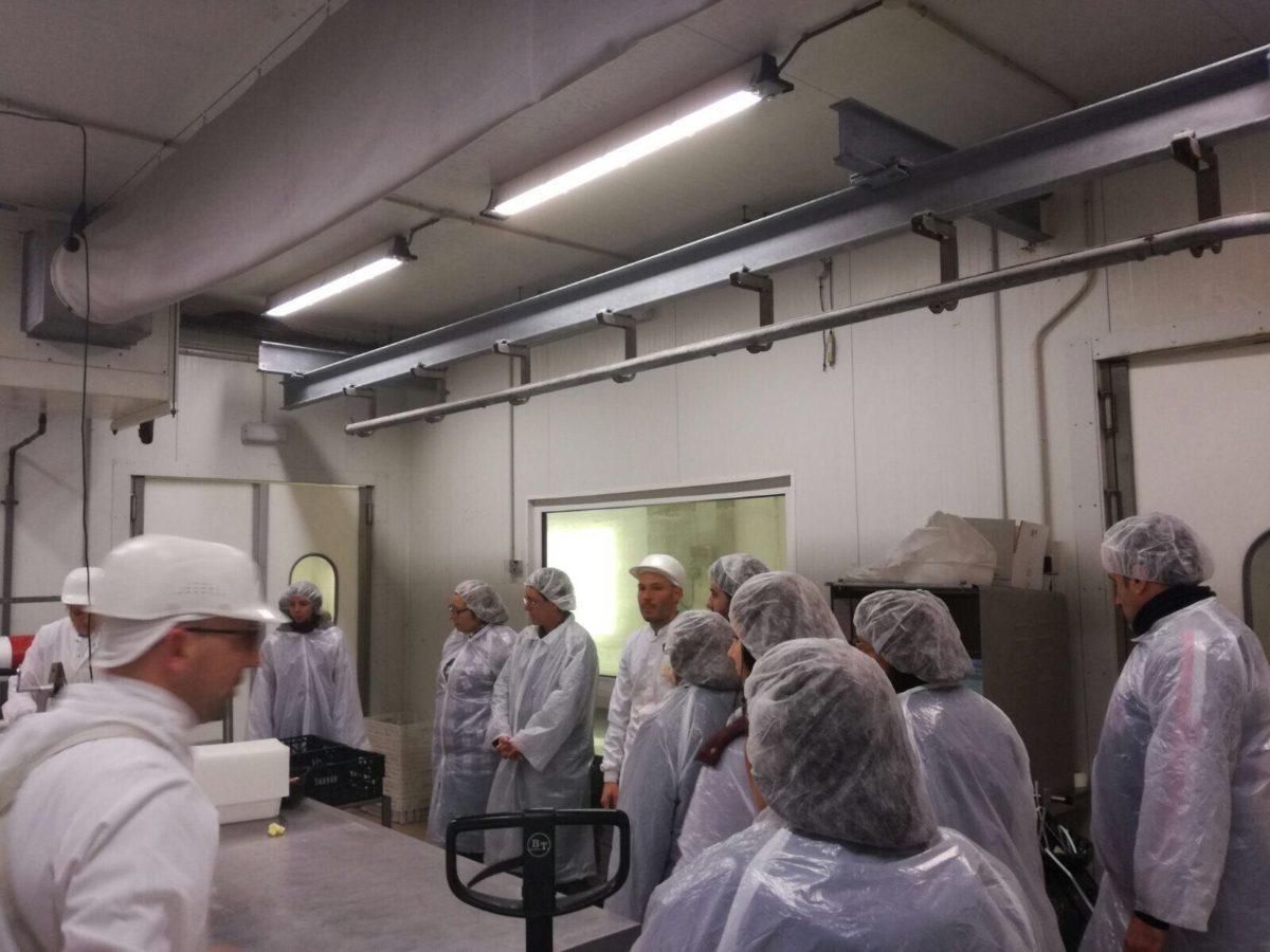 Visita carnissers carns milà