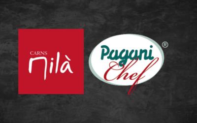 Carns Milà, distribuïdors oficials de Pagani Chef