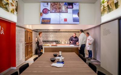 Showroom a Carns Milà: sala de demostracions i formació