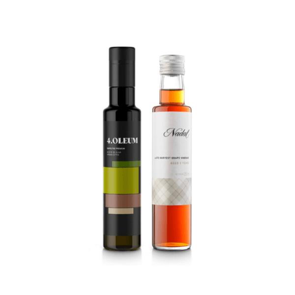 Pack aceite 4.Oleum y Vinagre Nadal