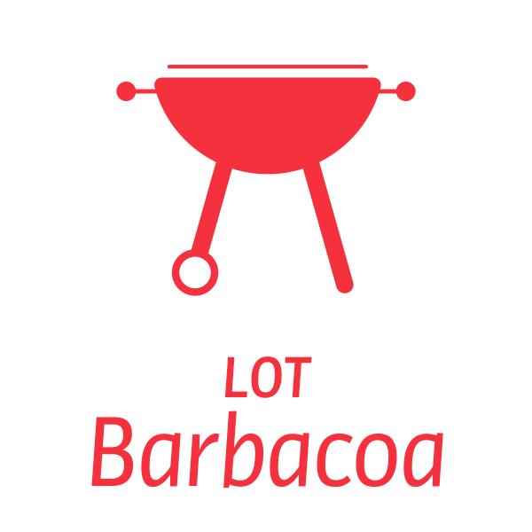 Lot barbacoa de Carns Milà