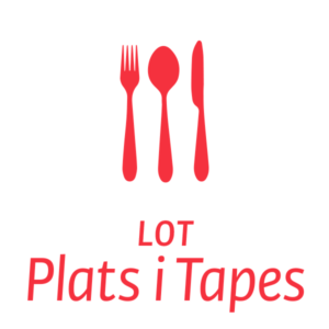 Lot plats i tapes