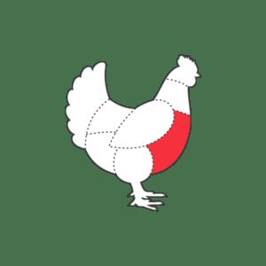 Pit de pollastre filetejat
