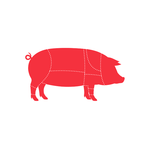 Venda online de carn de porc